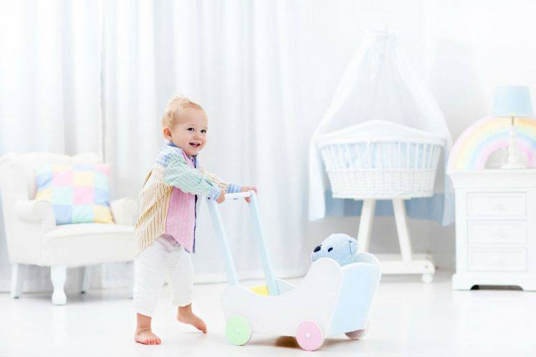 5 Best Baby Push Walkers – Reviews & Buying Guide