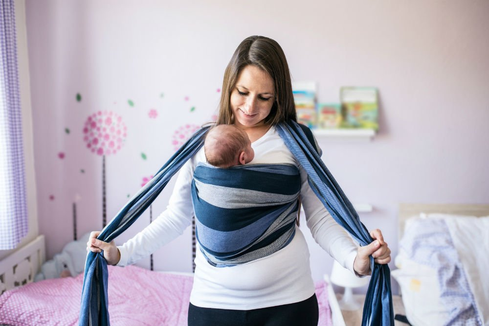 How to Wrap A Baby Sling: A Step-By-Step Guide
